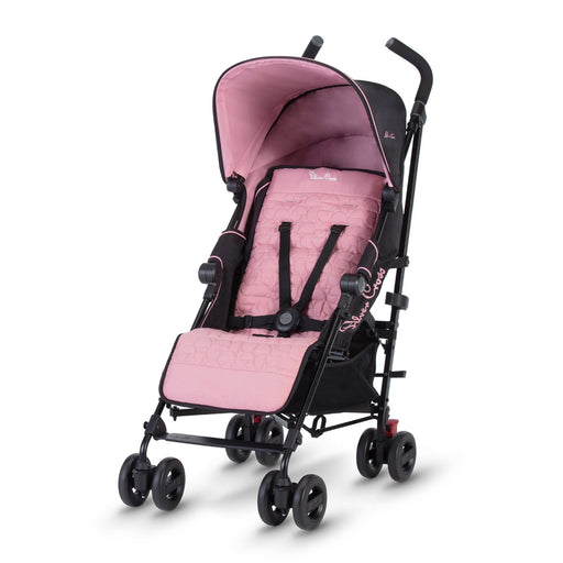 Silver Cross Zest - Powder Pink - Pushchair Expert