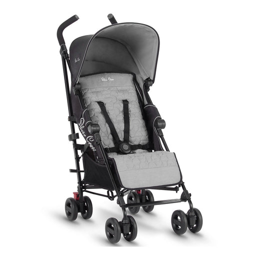 Silver Cross Zest - Silver - Pushchair Expert