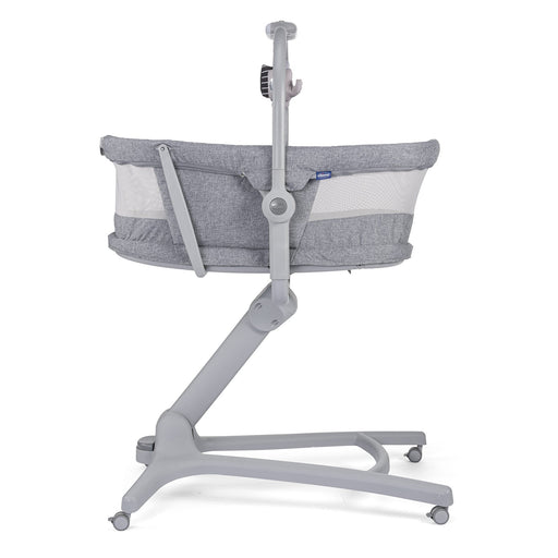 Chicco Baby Hug Air 4 in 1 Crib - Titanium