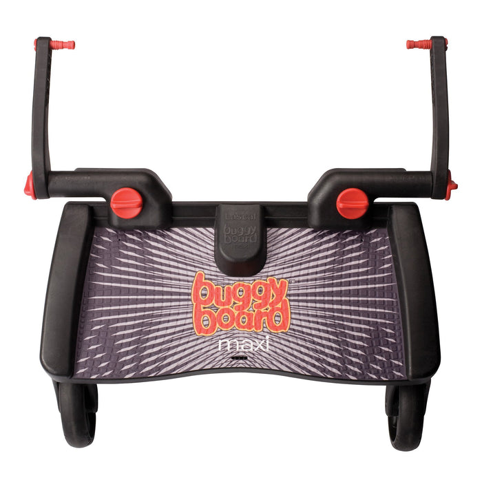 Lascal Buggyboard Maxi Black - Pushchair Expert
