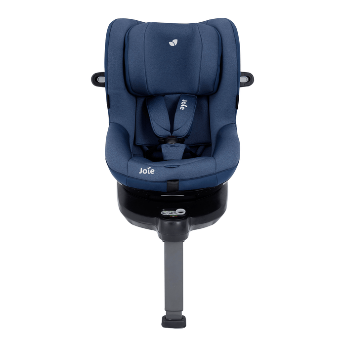 Joie i-Spin 360 0-4 Years i-Size Car Seat - Deep Sea (Blue) - Pushchair Expert