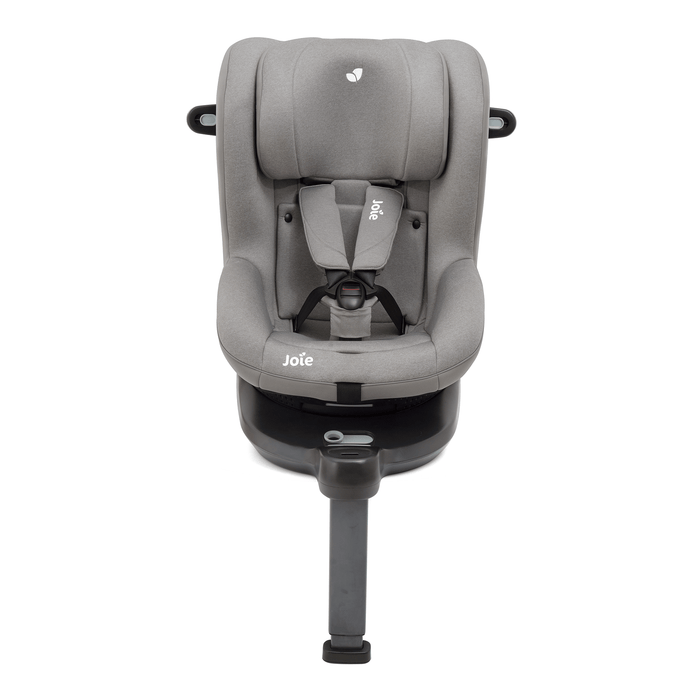 Joie i-Spin 360 0-4 Years i-Size Car Seat - Grey Flannel (Grey) - Pushchair Expert