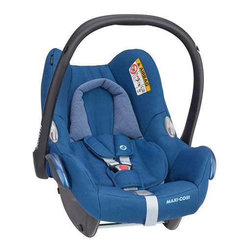 Maxi-Cosi CabrioFix Group 0+ infant car seat - Essential Blue - Pushchair Expert
