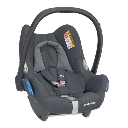 Maxi-Cosi CabrioFix Group 0+ infant car seat - Essential Graphite - Pushchair Expert