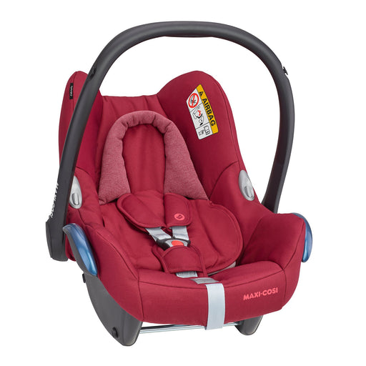 Maxi-Cosi CabrioFix Group 0+ infant car seat - Essential Red - Pushchair Expert