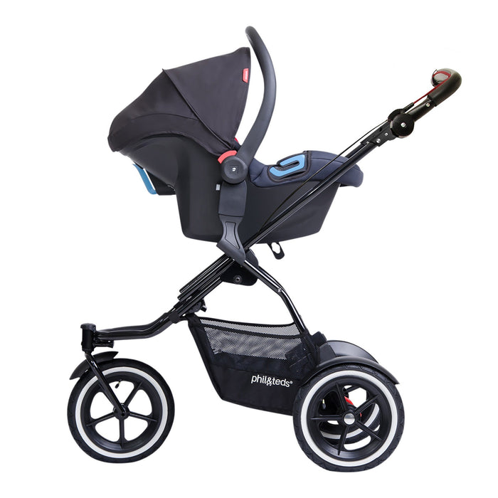 phil&teds sport & dot car seat adaptor - Pushchair Expert