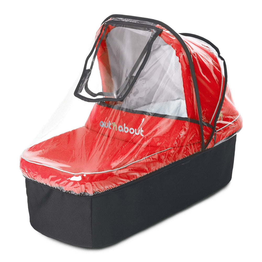 Out'n'About Carrycot Rain Cover - Pushchair Expert
