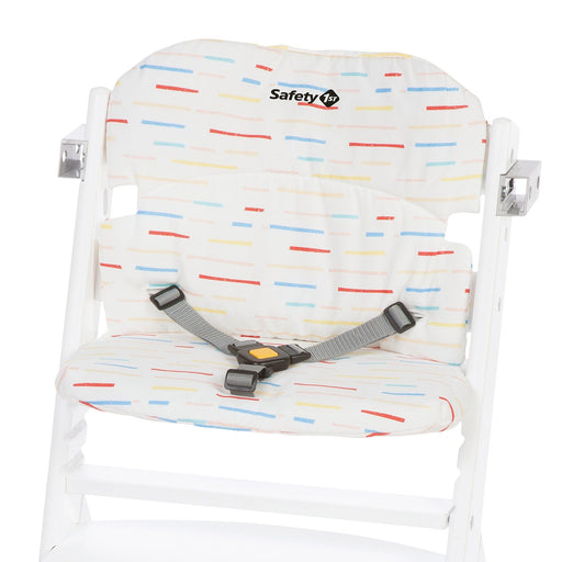 Safety 1st Comfort Cushion for Timba - Red Lines
