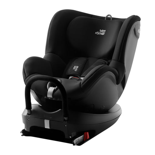 Britax Rӧmer Dualfix2 R Group 0+/1 car seat - Cosmos Black - Pushchair Expert