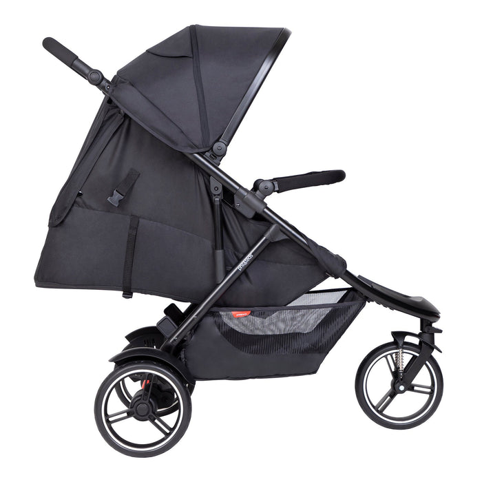 phil&teds Dot - Charcoal - Pushchair Expert