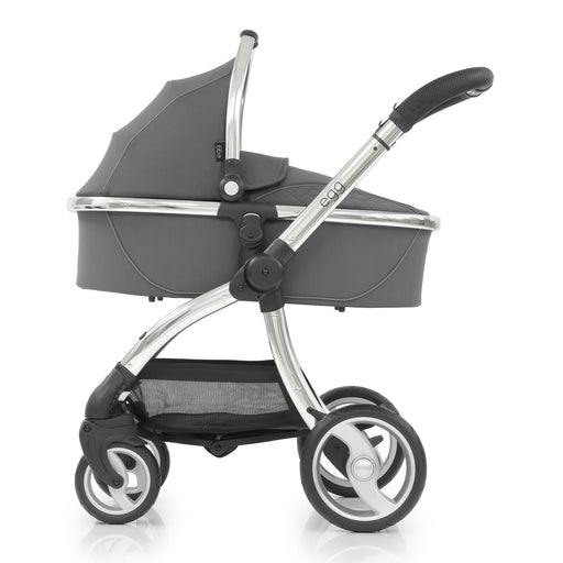 egg Stroller Special Edition with Carrycot Anthracite - Pushchair Expert