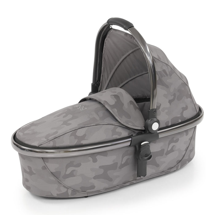 egg Carrycot Special Edition - Camo Grey - Pushchair Expert