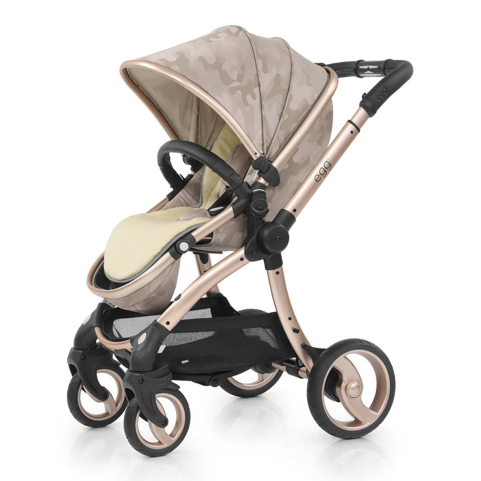 egg Stroller Special Edition with Carrycot - Camo Sand