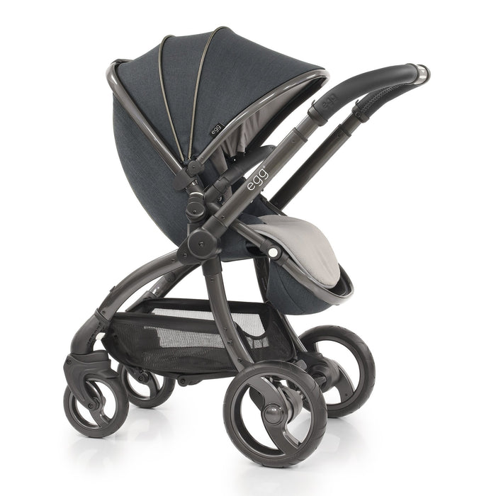 egg Stroller - Carbon Grey