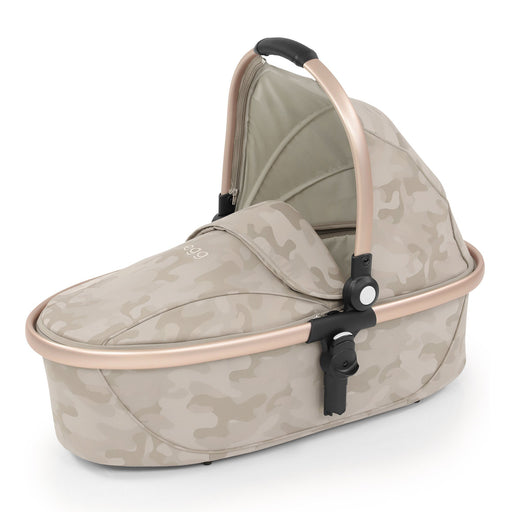 egg Carrycot Special Edition - Camo Sand - Pushchair Expert