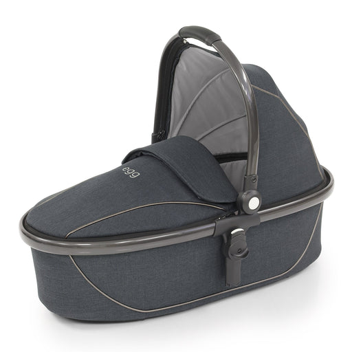 egg Carrycot - Carbon Grey - Pushchair Expert