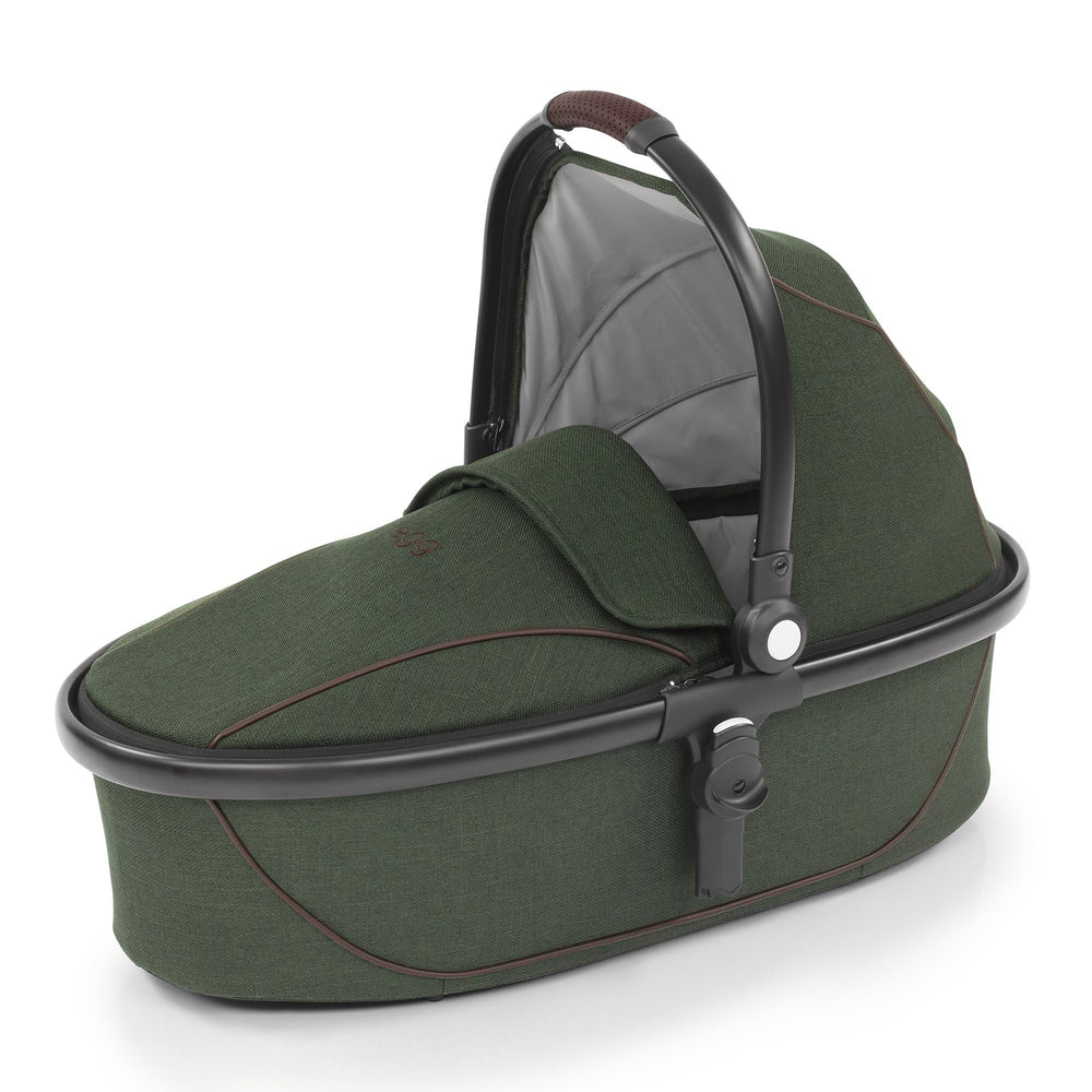 egg Carrycot - Country Green