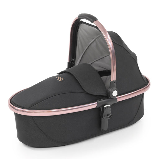 egg Carrycot - Diamond Black - Pushchair Expert