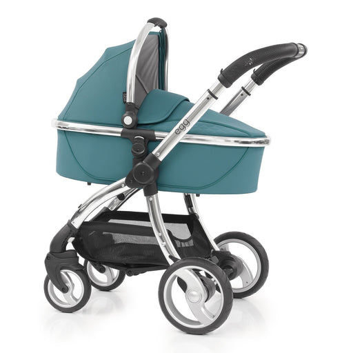 egg Stroller Special Edition with Carrycot - Cool Mist - Pushchair Expert