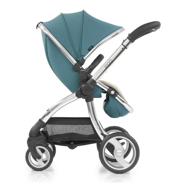 egg Travel System Cool Mist with Maxi-Cosi Cabriofix - Pushchair Expert