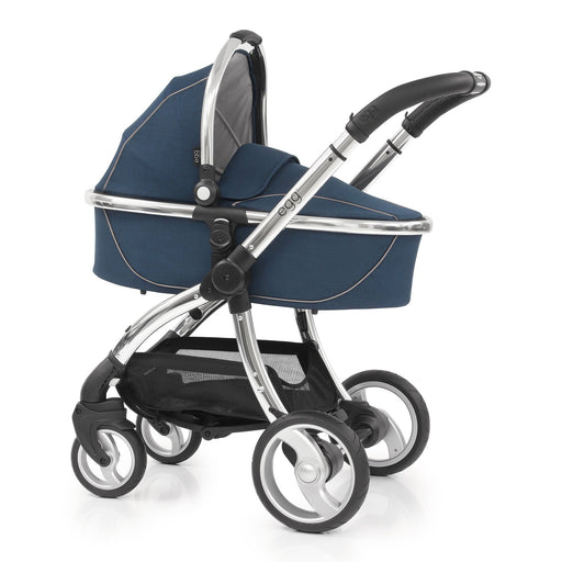 egg Stroller with Carrycot - Deep Navy - Pushchair Expert