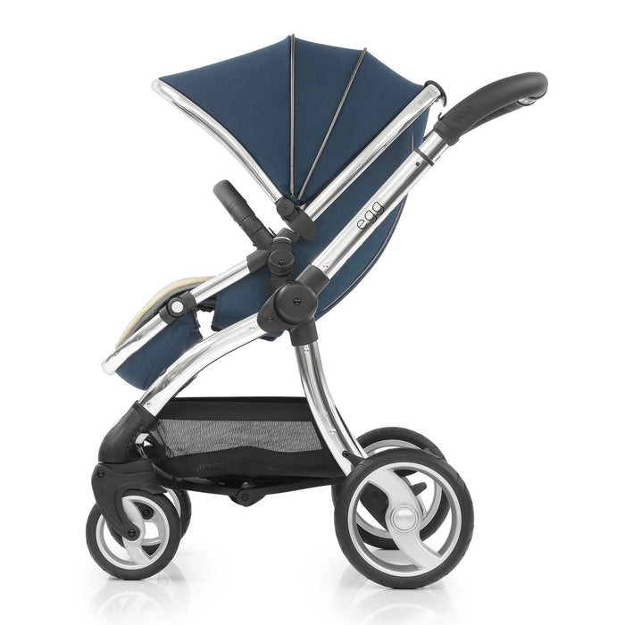 egg Tandem Stroller Deep Navy - Pushchair Expert