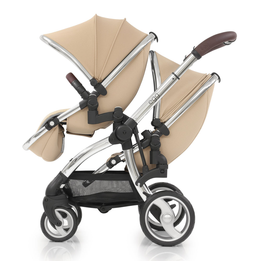 egg Tandem Stroller Special Edition Honeycomb - Pushchair Expert