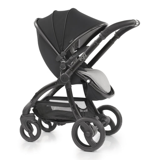 egg Stroller Special Edition - Just Black - Pushchair Expert