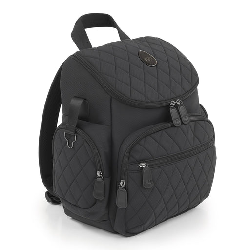 egg Changing Backpack - Just Black