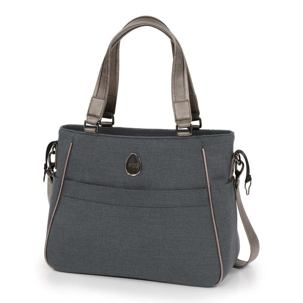 egg Changing Bag - Carbon Grey