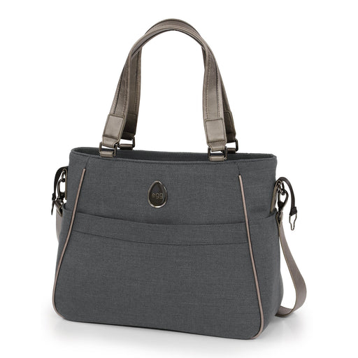 egg Changing Bag - Carbon Grey - Pushchair Expert