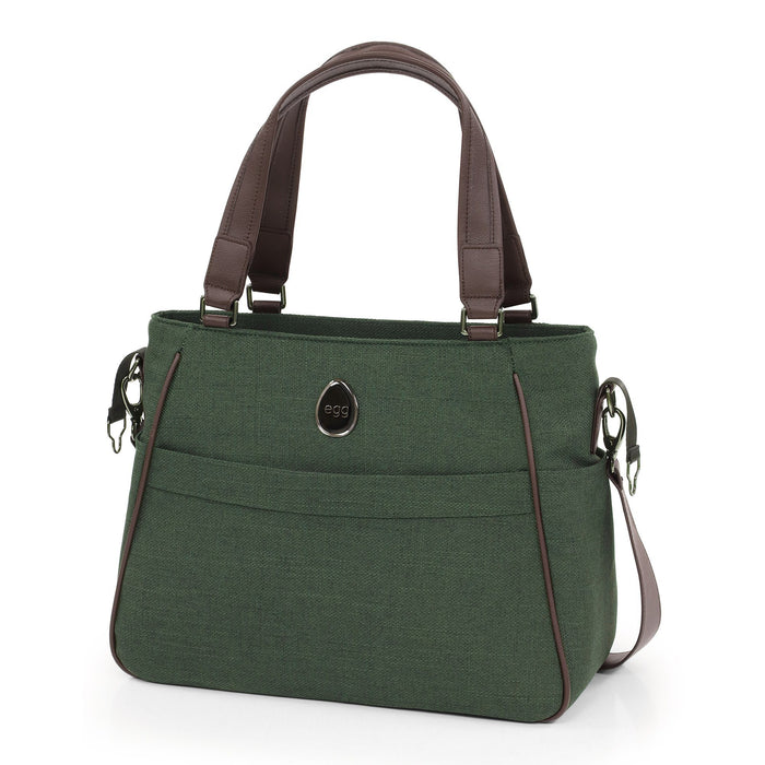 egg Changing Bag - Country Green - Pushchair Expert