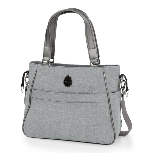 egg Changing Bag - Platinum