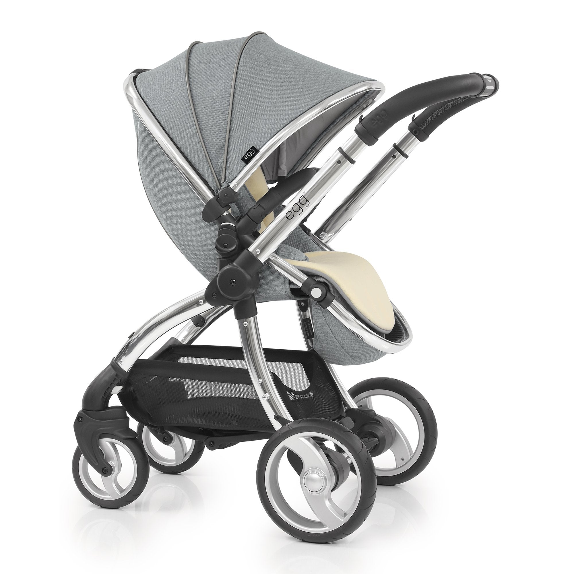 egg Stroller - Platinum - Pushchair Expert