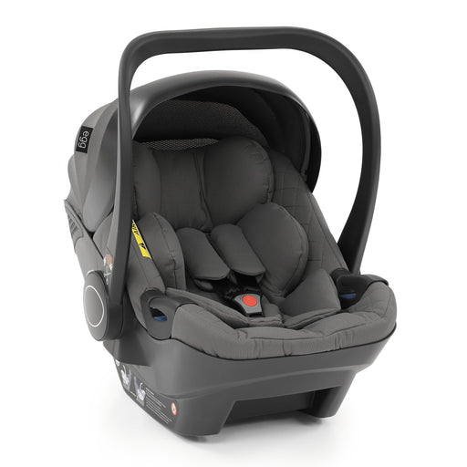 egg Shell i-Size infant car seat - Anthracite - Pushchair Expert