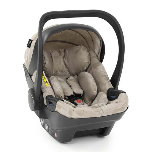 egg Shell i-Size infant car seat - Camo Sand - Pushchair Expert