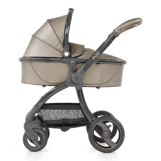 egg Stroller Special Edition with Carrycot - Titanium - Pushchair Expert