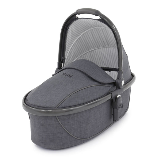 egg Carrycot - Quantum Grey - Pushchair Expert