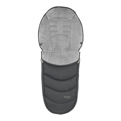 egg Footmuff - Carbon Grey - Pushchair Expert