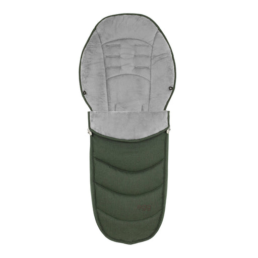 egg Footmuff - Country Green