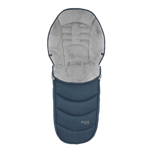 egg Footmuff - Deep Navy