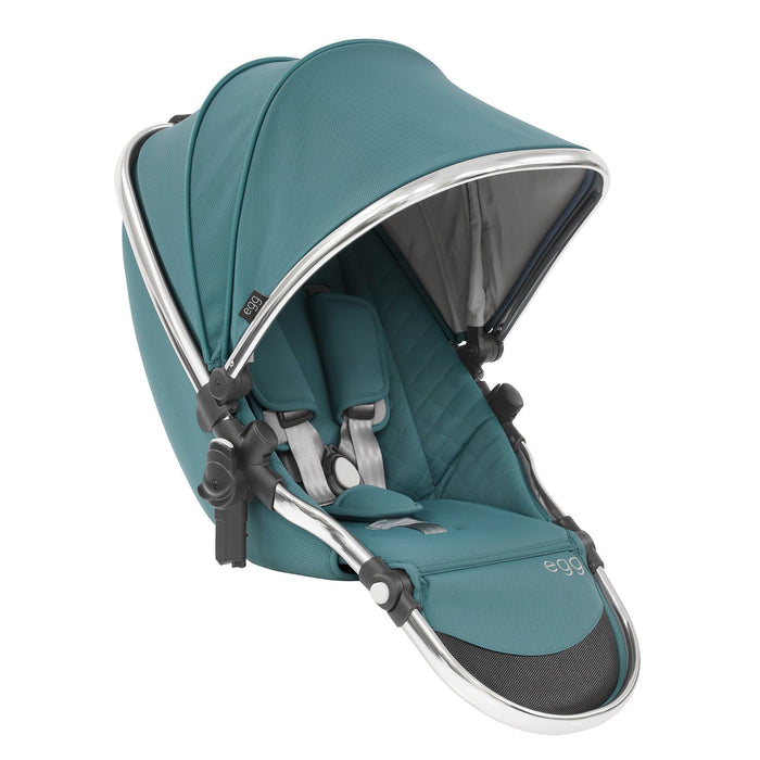 egg Tandem Seat Special Edition - Cool Mist - Pushchair Expert