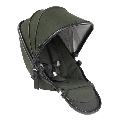 egg Tandem Seat - Country Green - Pushchair Expert
