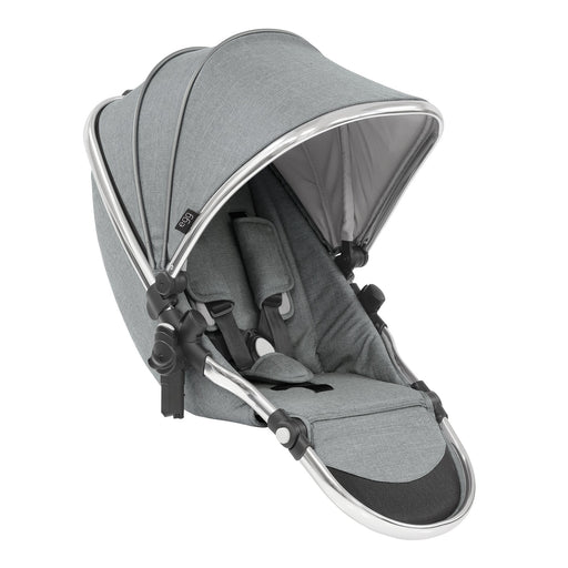 egg Tandem Seat - Platinum - Pushchair Expert