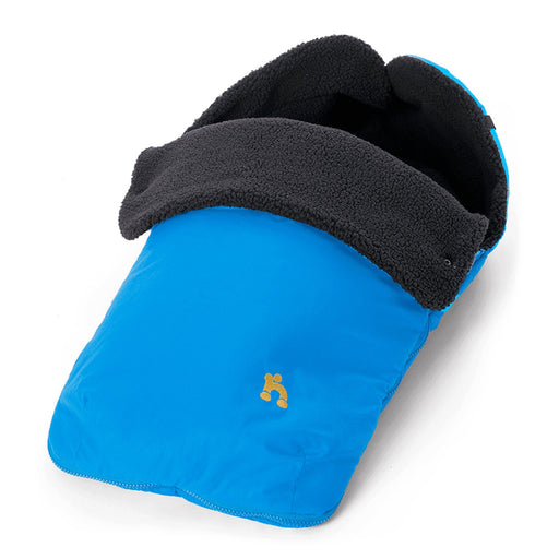 Out'n'About Footmuff Lagoon Blue - Pushchair Expert