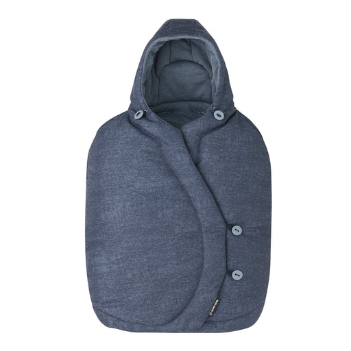 Maxi-Cosi Infant Carrier Footmuff - Nomad Blue - Pushchair Expert