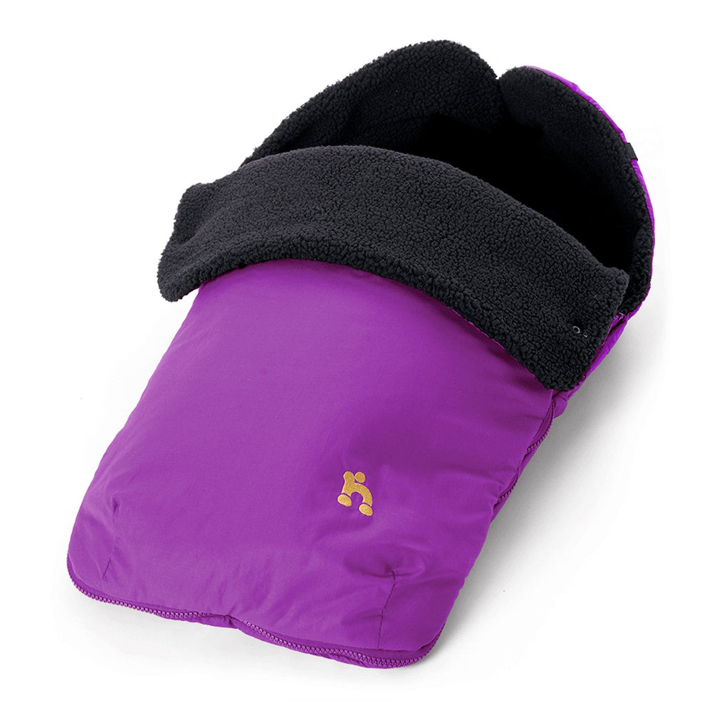 Out'n'About Footmuff Purple Punch - Pushchair Expert