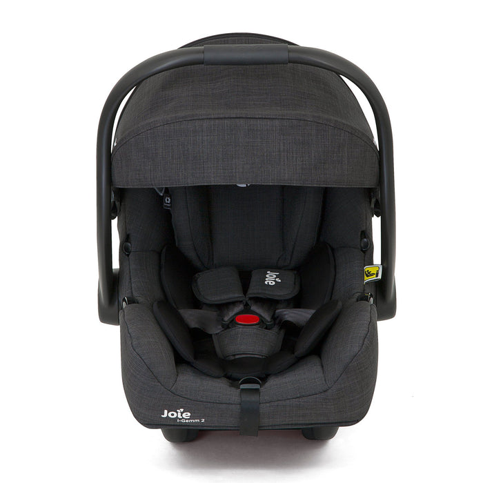 Joie i-Gemm 2 i-Size infant car seat - Pavement (grey)