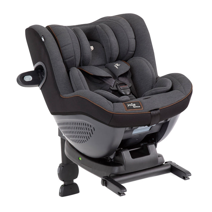 Joie i-Quest Signature 0-4 years i-Size car seat - Noir (black) - Pushchair Expert