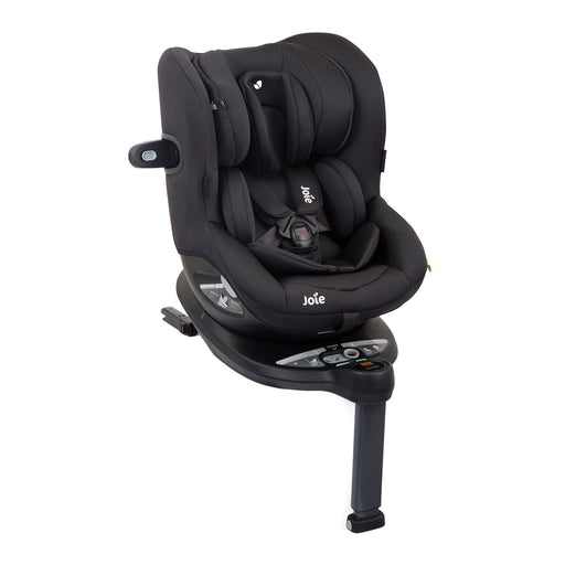 Joie i-Spin 360 i-Size Car Seat - Coal (Black)